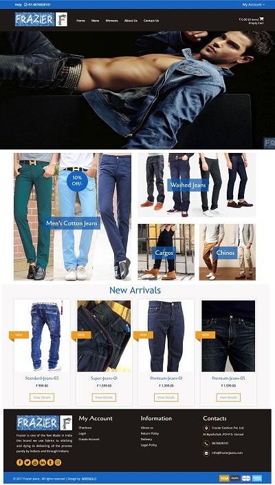 Frazier Jeans